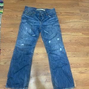 Big star pioneer jeans 34R